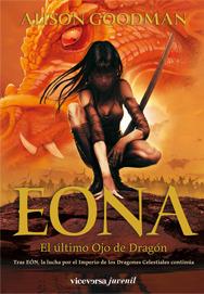 Eona (Eón, #2)  by  Alison Goodman