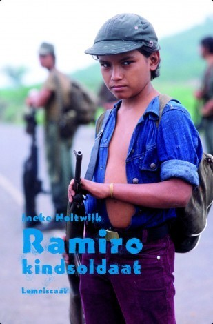 Ramiro Kindsoldaat  by  Ineke Holtwijk