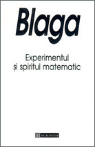 Experimentul Si Spiritul Matematic Lucian Blaga
