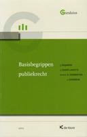 Basisbegrippen publiekrecht  by  Johan Vande Lanotte