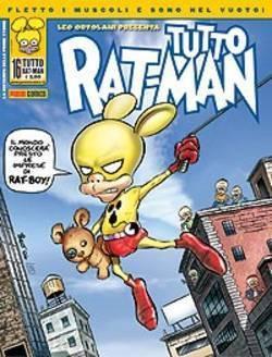 Tutto Rat-Man n. 16  by  Leo Ortolani