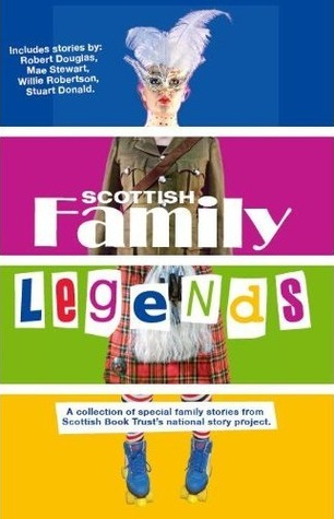 Scottish Family Legends Robert Douglas