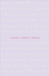 Classic Womens Poetry Stewart Ferris