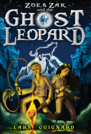 Zoe & Zak and the Ghost Leopard (Zoe & Zak Adventures, #1)  by  Lars Guignard