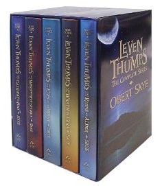 Leven Thumps- The Complete Series (Leven Thumps, #1-5)  by  Obert Skye