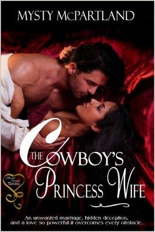 The Cowboys Princess Wife Mysty McPartland