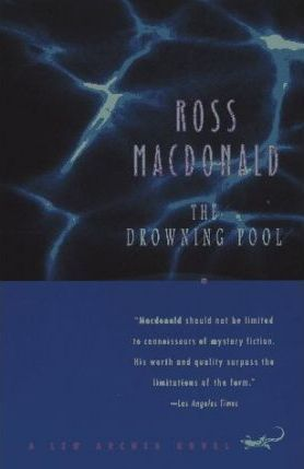 LHomme clandestin  by  Ross Macdonald