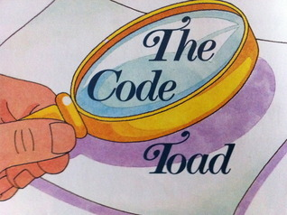 The Toad Code  by  Carol Carrick