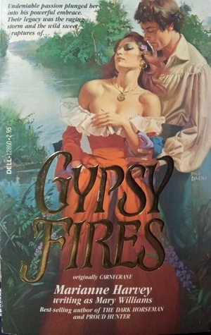 Gypsy Fires  by  Mary  Williams