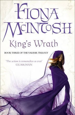 Kings Wrath  by  Fiona McIntosh