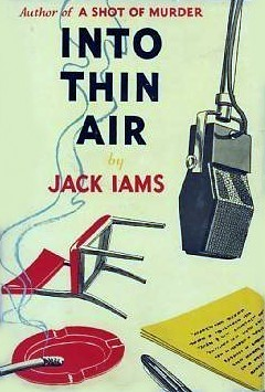 Into Thin Air  by  Jack Iams