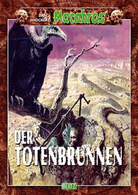 Der Totenbrunnen  by  Dan Shocker