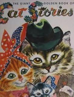 The Giant Golden Book of Cat Stories  by  Elizabeth Coatsworth