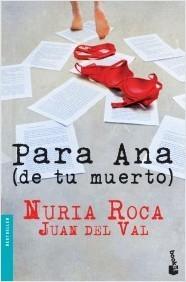 Para Ana  by  Núria Roca