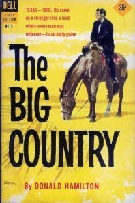 The Big Country Donald Hamilton