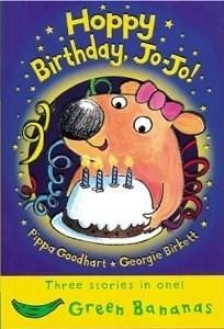 Hoppy Birthday Jo-Jo! Pippa Goodhart
