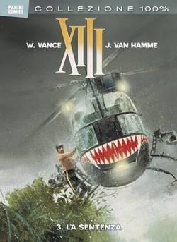 XIII n. 3: La sentenza  by  Jean Van Hamme