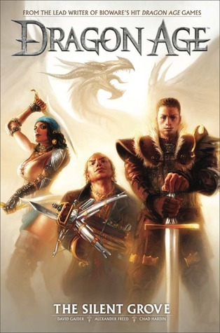 The Silent Grove (Dragon Age Graphic Novels #1) David Gaider