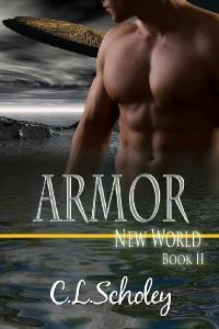 Armor (New World, #2)  by  C.L. Scholey