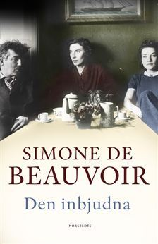 Den inbjudna  by  Simone de Beauvoir