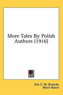 More Tales  by  Polish Authors by Else C. M. Benecke