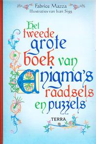 Het tweede grote boek van enigmas, raadsels en puzzels Fabrice Mazza