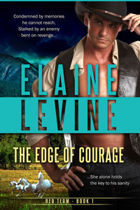 The Edge of Courage (Red Team, #1)  by  Elaine Levine