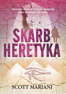 Skarb heretyka  by  Scott Mariani