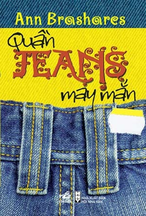Quần jeans may mắn  by  Ann Brashares