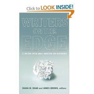 Writers on Edge Diana M. Raab Diana Raab, Ph.D.