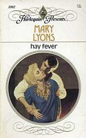 Hay Fever (Harlequin Presents, No 1002)  by  Mary Lyons