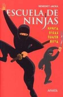 Escuela de ninjas  by  Benedict Jacka