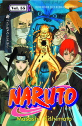 Naruto Vol. 55  by  Masashi Kishimoto
