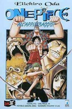 One Piece, Vol. 39 Eiichiro Oda