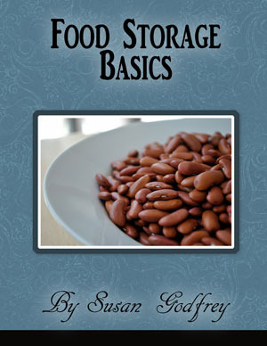 Food Storage Basics  by  Susan Godfrey