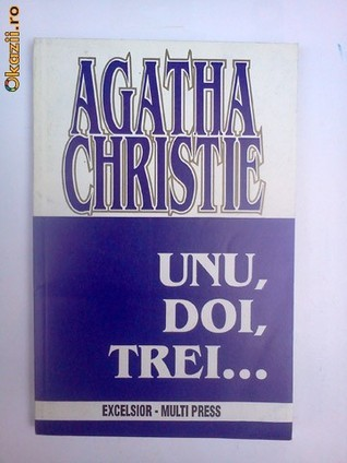 Unu, doi, trei... Agatha Christie