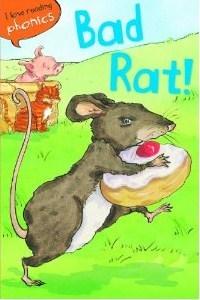 Bad Rat !  by  Karen Wallace