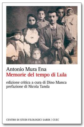 Memorie del Tempo Di Lula Antonio Mura Ena