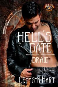 Draig (Hells Gate, #2)  by  Crymsyn Hart