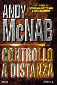 Controllo a distanza  by  Andy McNab