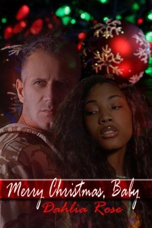Merry Christmas Baby Dahlia Rose