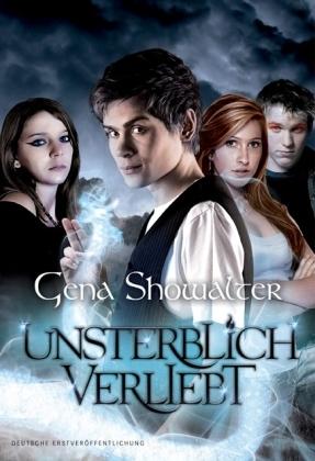 Unsterblich verliebt (Intertwined, #1) Gena Showalter