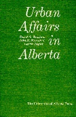 Urban Affairs in Alberta David G. Bettison