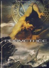 Atlantis (Prométhée, #1) Christophe Bec