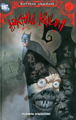 Arkham Asylum  by  Dan Slott