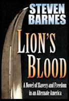 Lions Blood (InshAllah, #1) Steven Barnes