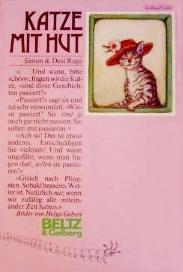 Katze mit Hut. Roman für Kinder in 10 Geschichten  by  Simon Ruge