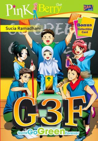 Genk Go Green Forever (G3F) Sucia Ramadhani