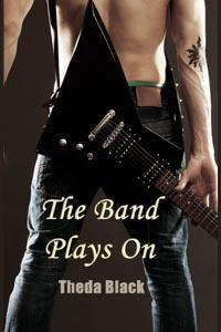 The Band Plays On Theda Black