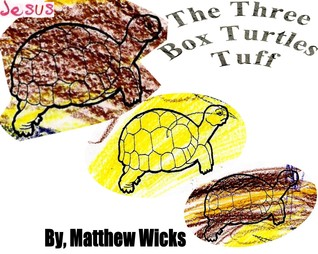 The Three Box Turtles Tuff  by  Matthew J. Wicks